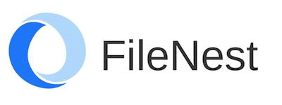 FileNest Logo Concept 1