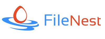 FileNest Logo Concept 10