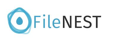FileNest Logo Concept 2