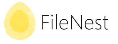 FileNest Logo Concept 3