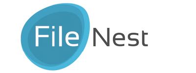 FileNest Logo Concept 4