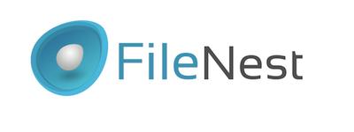 FileNest Logo Concept 5