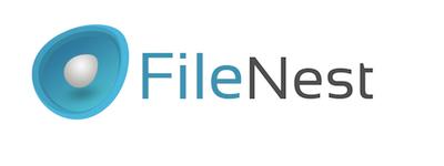 FileNest Logo Concept 6