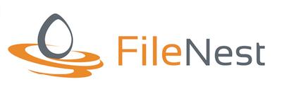FileNest Logo Concept 7