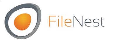 FileNest Logo Concept 8
