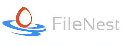 FileNest Logo Concept 9