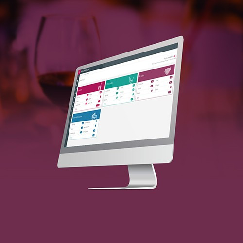 custom CRM development for tracking all information concerning your business
