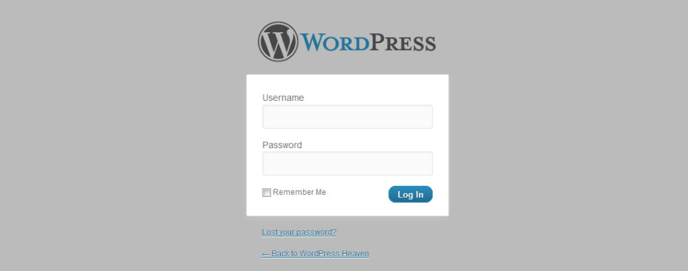 customizing login in wordpress So you are all set, your adfs 3 setup is running and you need to customize your login page to give it a look that matches your corporate brand.