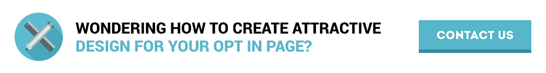 how to make an opt in page design