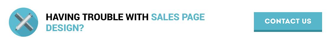 Sales Page Design