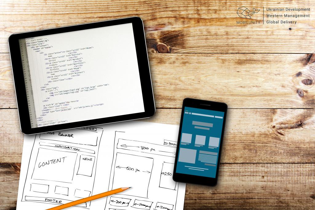 website development technologies