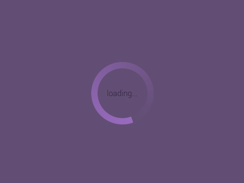 How to Make Your Custom CSS Loading Page