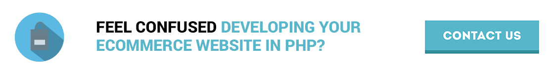 php ecommerce development