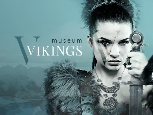 Vikings Museum Website Design and Development