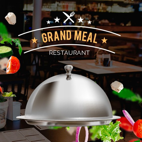 Get Use of Interactive Restaurant Website Theme