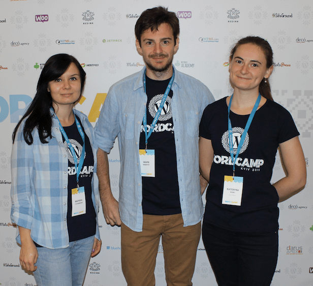 Mobilunity at WordCamp Kyiv