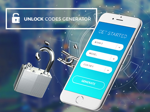 unlock phone website design and development