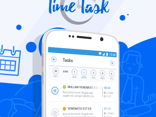 Time Task App for Android