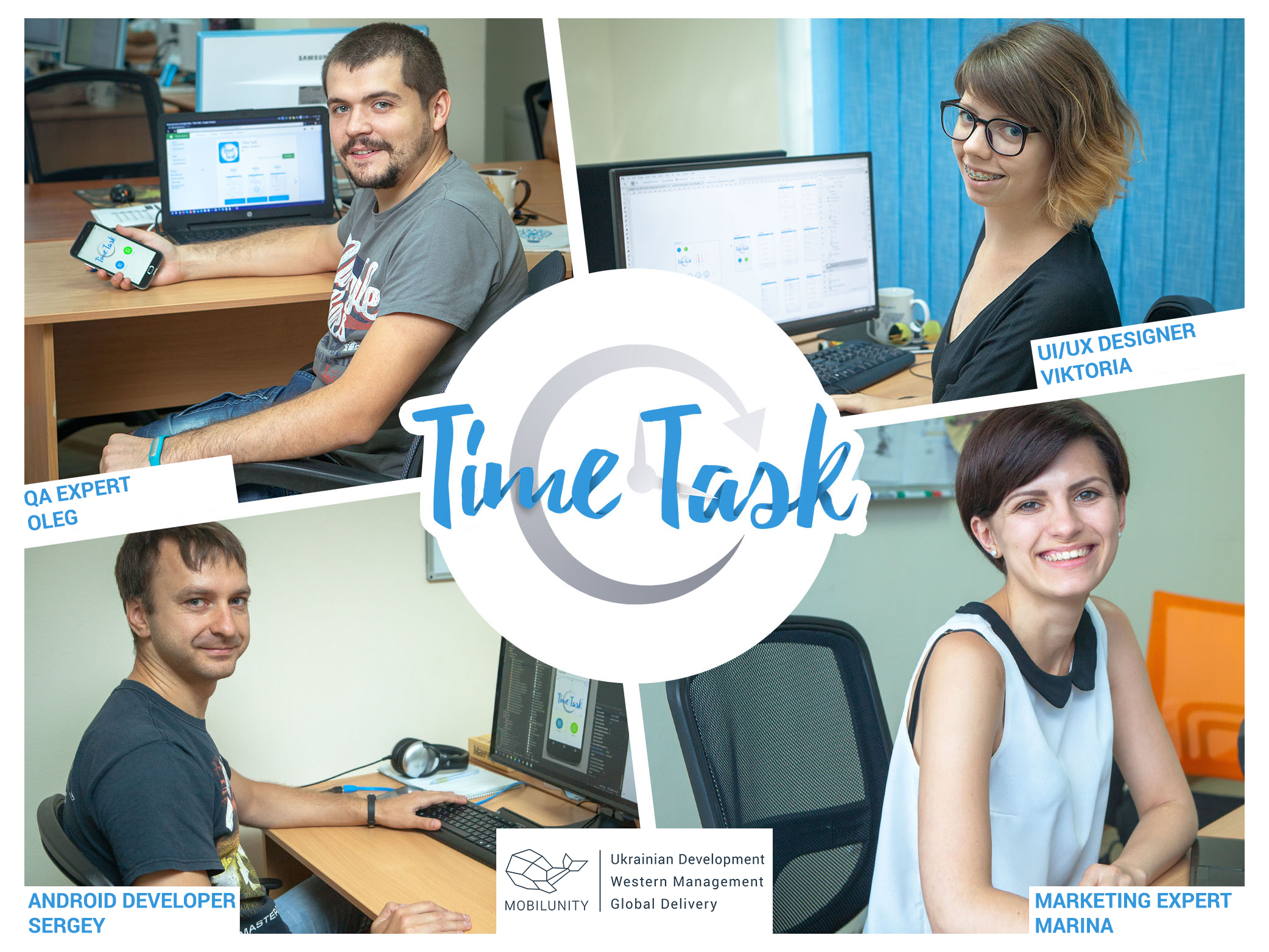 Time Task Android App Development