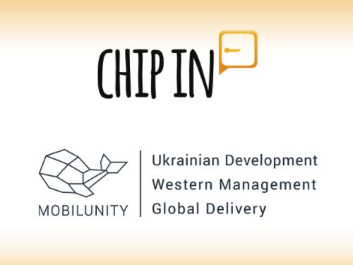 chipin und mobilunity