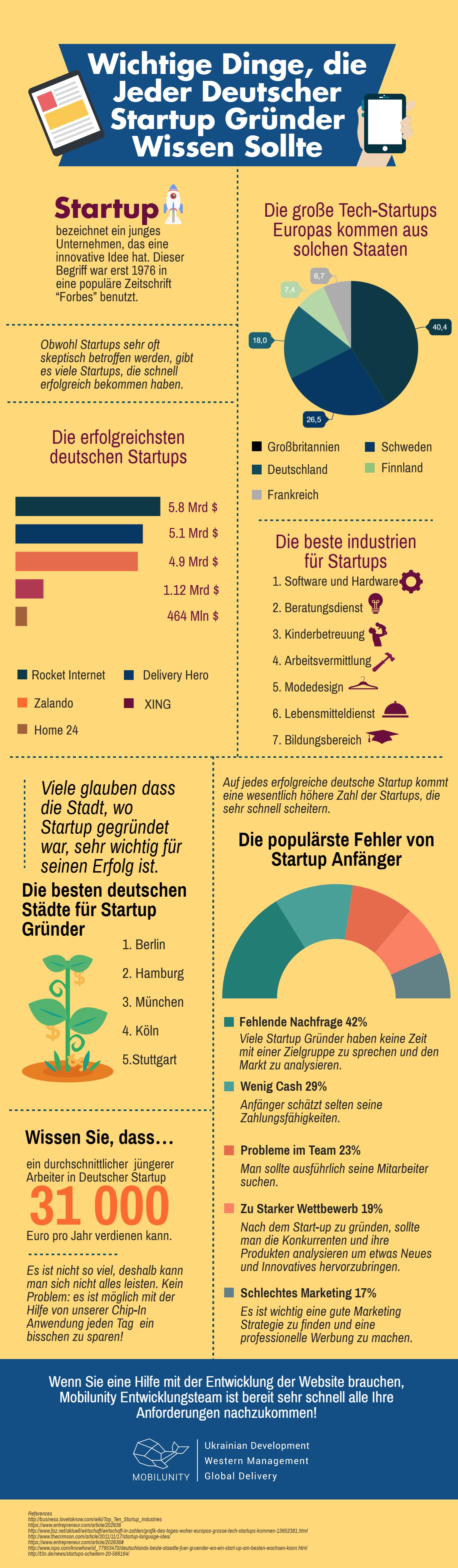 die dinge die jeder deutscher startup grunder wissen sollte