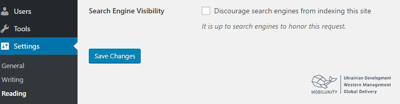 Guide on Backing Up WordPress Website and Setting Up SEO Visibility