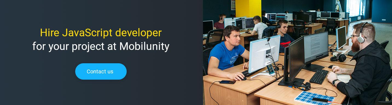 Hire JavaScript developer for your team