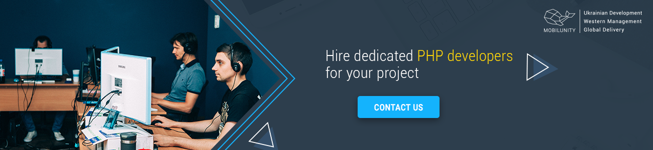 Hire PHP developer for your team