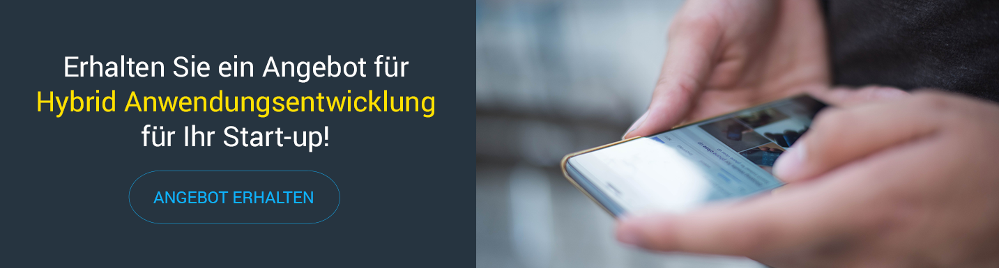 startup mobile and webseite entwicklung