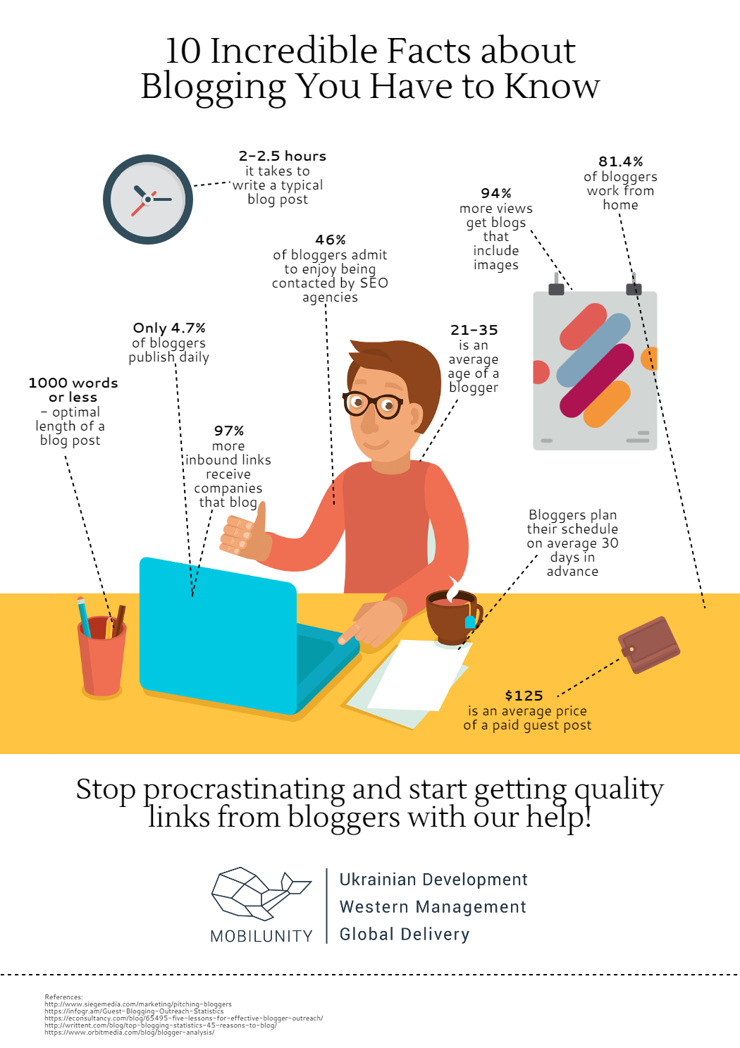 Blog Outreach Infographics