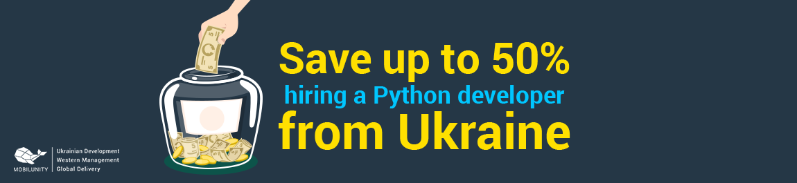 hire python developers and save