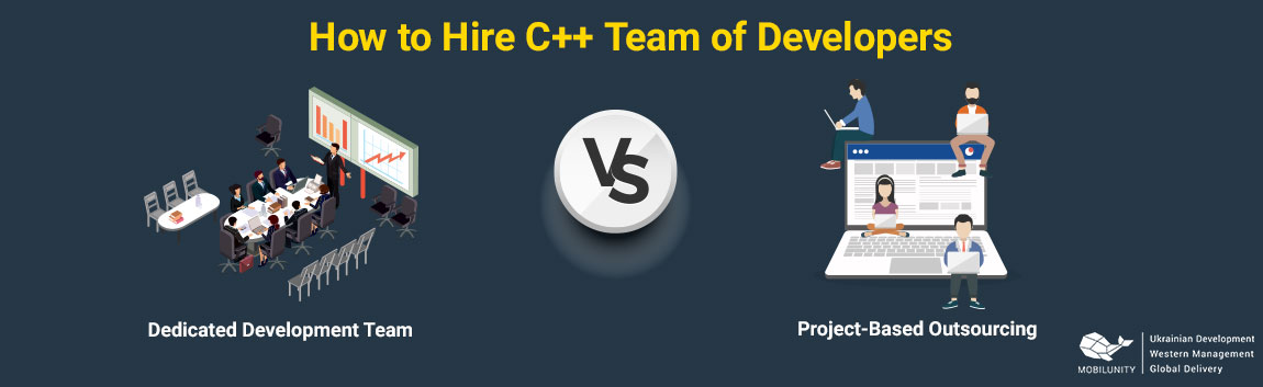 how to hire C++ team