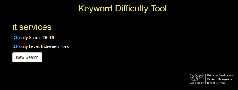 how FreeKeywordDifficultyTool.com works