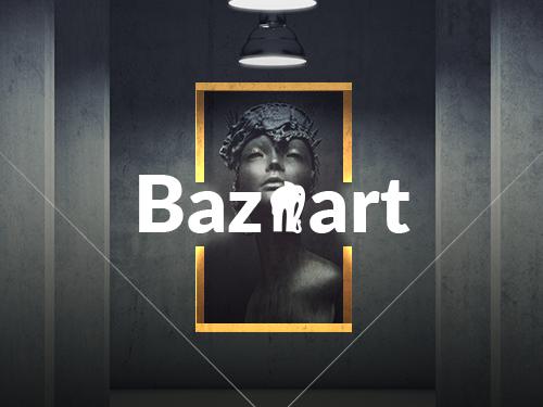 responsive art gallery app
