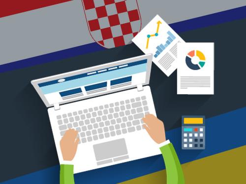 Croatia developer and Ukrainian developer