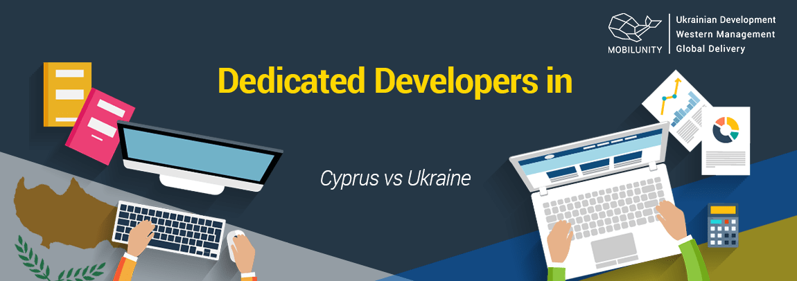 Cyprus developers for hire vs Ukrainian developers