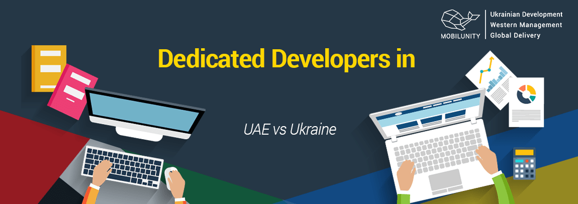 UAE dedicated team vs developers in Ukraine