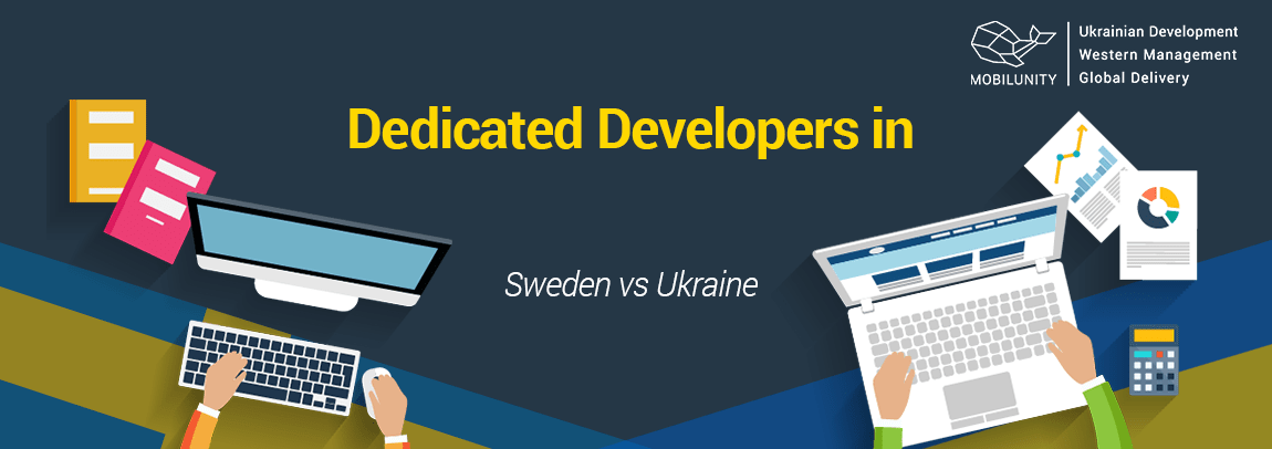hire developers in Sweden or in Ukraine
