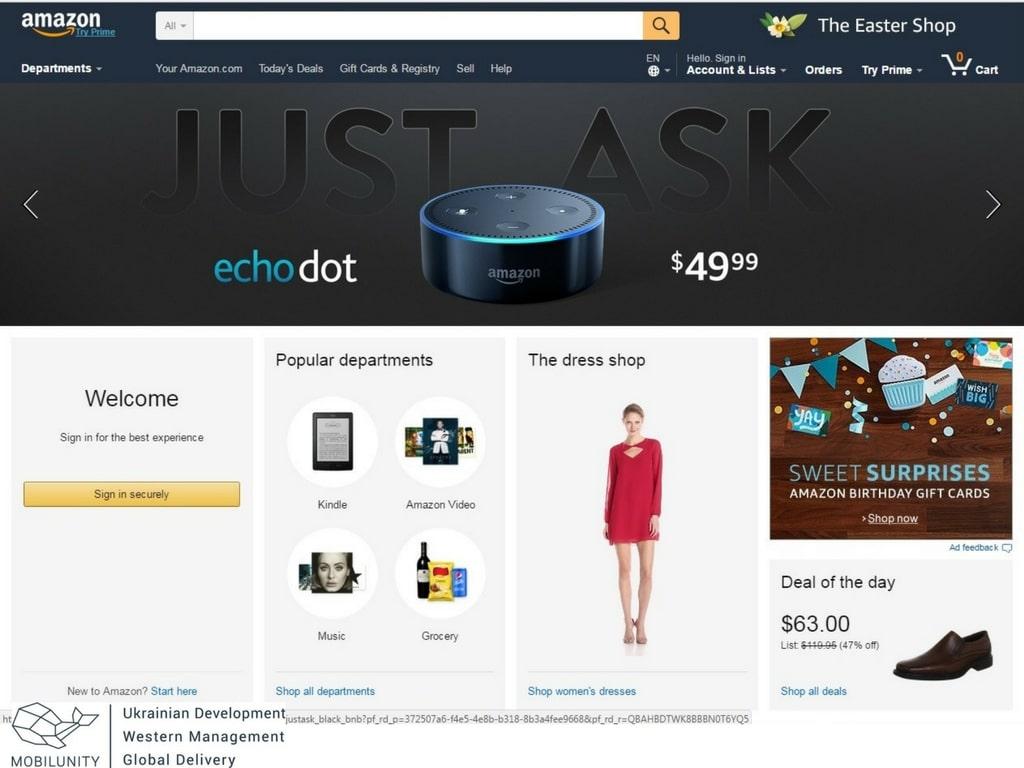Development of Procurement Management System like Amazon
