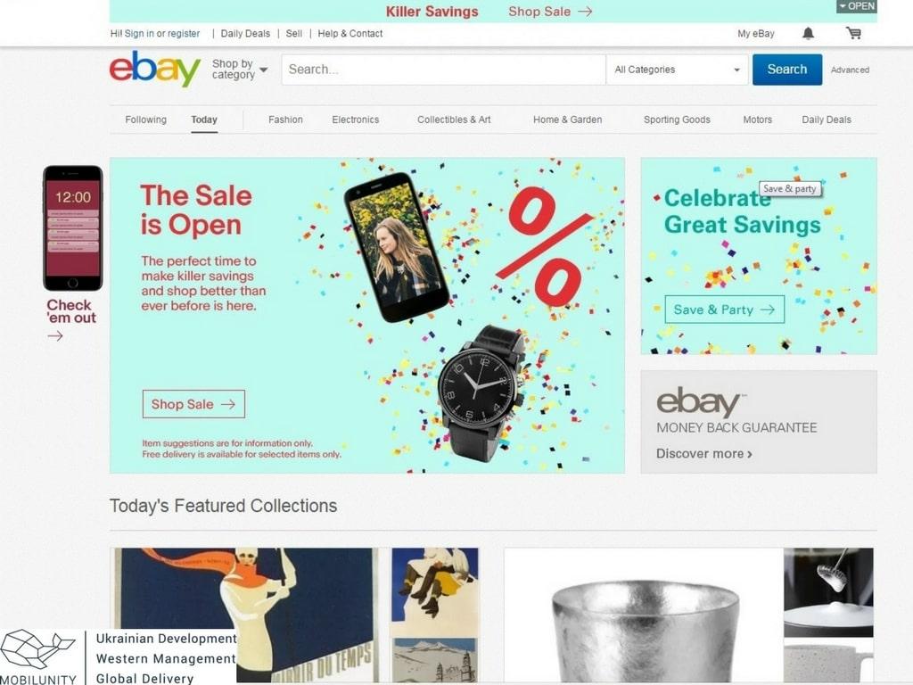 E Procurement Marketplace Development Similar to eBay