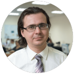 Senior remote React programmer Aleksej