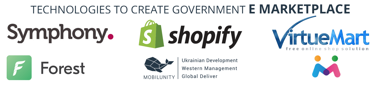 Technologies to Create Government E Marketplace