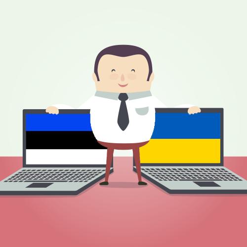 hire developers in Tallinn or in Kyiv