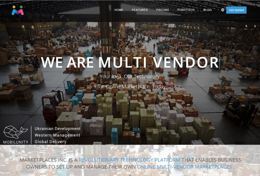 multi vendor eCommerce marketplaces