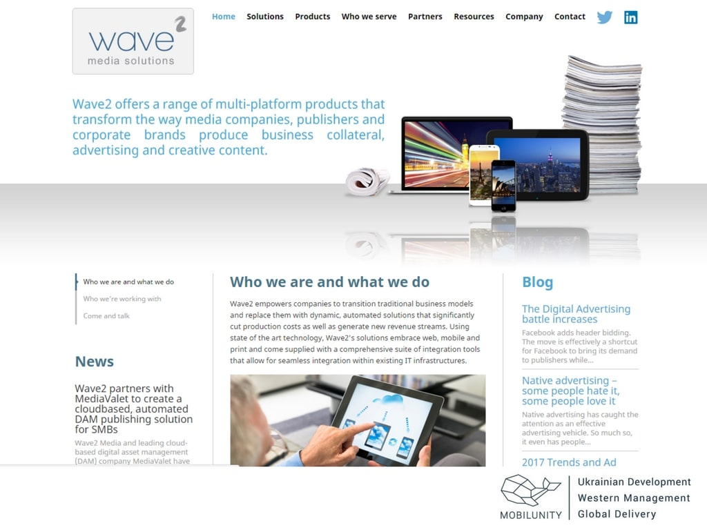 multi vendor marketplace media solutions wave