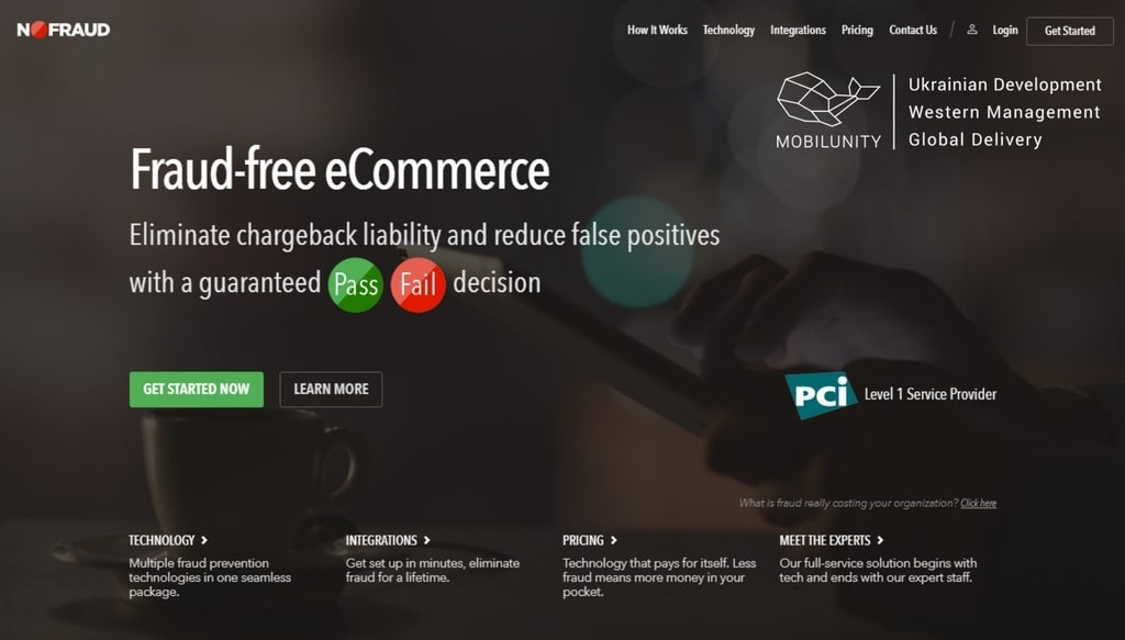 no fraud marketplace website development