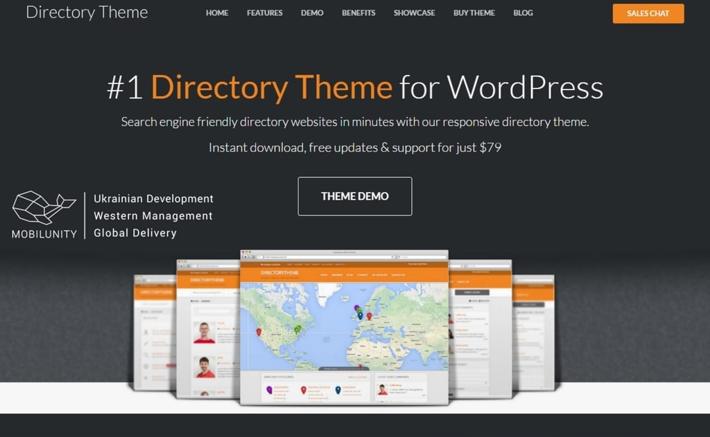 online marketplaces directory for WordPress
