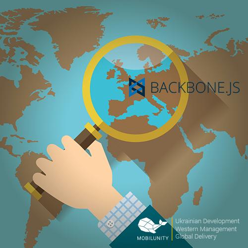 Backbone JS developer for hire in Ukraine