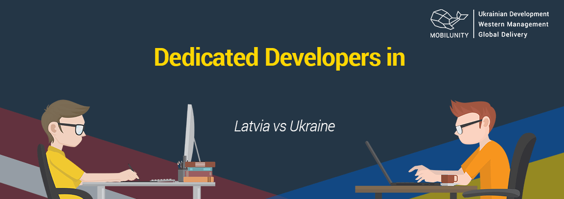 Hire Developers in Latvia