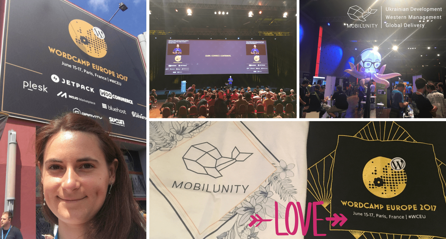 Mobilunity at WordCamp 2017